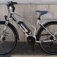 """Bicicletta E-Bike Atala """"B-Tour SE """"Alluminio Donna Misura 49 Colore Argento"""