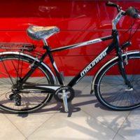 """Bicicletta City-Bike """"By Molinari """"Uomo Alluminio 6 V Misura 50  colore Nero Opaco"""