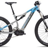 """Bicicletta Mtb  E-Bike Full Olympia """"EX 900 Normale """" Alluminio  Taglia M"""
