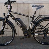 """Bicicletta E-Bike Atala """"B-Tour SE """"Alluminio Uomo Misura 49 Colore Nera"""