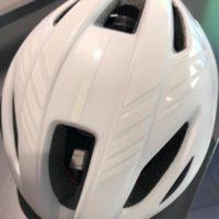 Casco Bicicletta Ciclo per Adulto Mvtek modello Typhoon misura L 58-61 colore Bianco