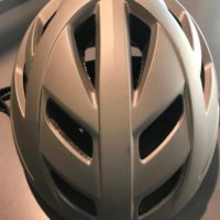 Casco Bicicletta Ciclo per Adulto marca BRN  misura M 51-56 colore Grigio opaco