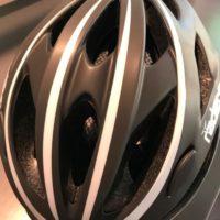 Casco Bicicletta Ciclo per Adulto marca Mvtek modello Radeon misura L 58-61 colore Nero Opaco – Bianco