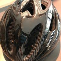 Casco Bicicletta Ciclo per Adulto marca BRN modello Urban misura M 55-57 colore Nero