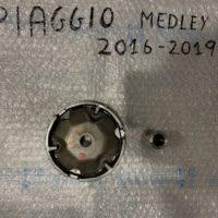 Variatore Completo di Perno e Rulli Medley 125-150 cc 2016-2019 , USATO Km 7000 Perfetto