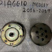 Frizione Completa di Campana  Medley 125-150 cc 2016-2019 , USATO Km 7000 Perfetto