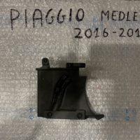 Convogliatore Aria Superiore Plastica Medley 125-150 cc 2016-2019 , USATO Km 7000 Perfetto