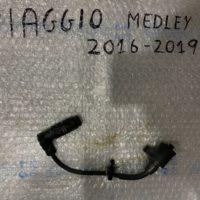 Bobina Completa DI Pipa Candela Medley 125-150 cc 2016-2019 , USATO Km 7000 Perfetto
