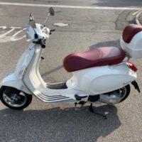 Piaggio Vespa Primavera 150  4 T  Occasione Garantita Anno 2014 Km 11000