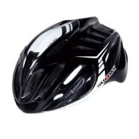 """Casco Bicicletta Ciclo  """"Suomy """" TIMELESS Nero/Bianco – Taglia L (59-61cm)"""