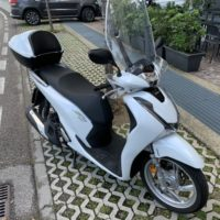 Honda SH 150 Occasione Garantita Anno 2019 ABS -LED-Smart Key Km 13000