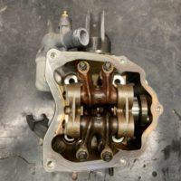 Testata Completa di Valvole-Bilanciere-Albero a Camme Beverly Rst 125 cc ,