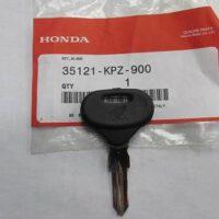 CHIAVE GREZZA SBOZZATO CHIAV  Originale Honda Sh 125-150 Ie 2005-2012 CODICE 35121KPZ900 ,NUOVO