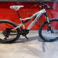 """Bicicletta Mtb  E-Bike Full   Olympia """"Genbo"""" Motore   Bosch Batteria 625W Alluminio  Taglia M"""