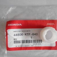 Rinvio Ingranaggio Interno Plastica contachilometri  HONDA SH 125-150 2001-2008  Originale Codice 44806-KTF-640   , NUOVO