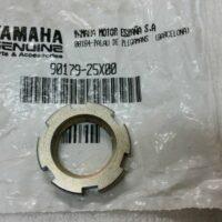 DADO FORCELLA YAMAHA 9017925X0000 AEROX BW'S MAJESTY X-MAX NUT 90179-25X00,NUOVE