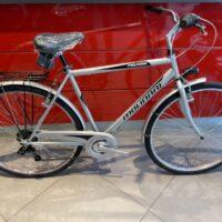"""2-Bicicletta City-Bike """"By Molinari """" Uomo Acciaio  6 V Taglia 54 colore Nero Lucido (Copia)"""