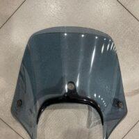 Cupolino Originale PiaggioBeverly Rst 125 – 300 – 350  cc colore Azzurro, PERFETTO ,USATO