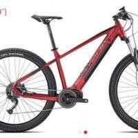 """1-Bicicletta Mtb E-Bike Front 29 Pollici   Olympia """"Master 2021 """" Alluminio  Taglia M Colore Rossa"""