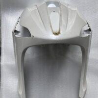 Scudo Anteriore Grezzo Beverly 125-300-350 Colore Bianco Perla , USATO PICCOLO SEGNO