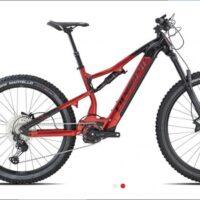 """Bicicletta E-Bike FULL Olympia """"EX 900 Sport 2021 """" Taglia M Motore 85 Nm Olieds Batteria 900 Wh Colore Rosso Opaco"""