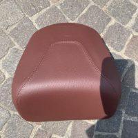 Schienalino Bauletto Originale Beverly 125-300-350  colore Marrone Chiaro , NUOVO