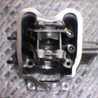 Testata Completa di Valvole Beverly Rst 350 cc Originale Piaggio Nuova , codice B0134115, NUOVA