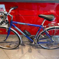 """Occasione Bicicletta City Uomo 28 Pollici  Usata """"BIANCHI Modello SPILLO   Telaio Misura 48 Blu, USATA"""