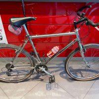 """Occasione Bicicletta Mtb 26 Usata """"Wilier Triestina Alluminio Telaio Misura 48 Alluminio Lucida USATA"""