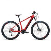 """Bicicletta Mtb  E-Bike Front  Bottecchia """"BE 32 START  Motore ETR 3 Batteria 500 Panasonic  Motore 90NM """" Alluminio  Taglia Telaio 48  Colore Rossa Lucida"""