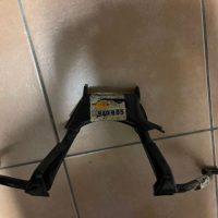 Cavalletta Centrale Originale PIAGGIO  RUNNER 125 180 FX FXR TYPHOON X, Codice Piaggio 580985,NUOVO